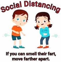 If you can smell their fart, move further apart. Funny As Hell, Stupid Funny, Haha Funny, Funny Texts, Funny Jokes, Hilarious, Funny Stuff, Seriously Funny, Memes Humor