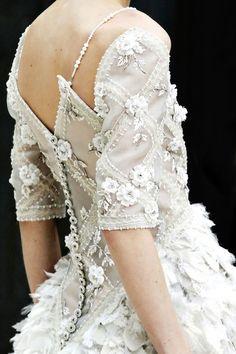 ♔ Chanel haute couture