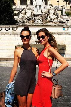 #alessandraambrosio  wearing a NBD Don't Turn Back Dress http://api.shopstyle.com/action/apiVisitRetailer?id=488691031&pid=uid7729-3100527-84. #style