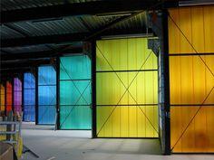 Panneau en polycarbonate alvéolaire / pour mur-rideau - CELLULAR POLYCARBONATE - Polimer Tecnic