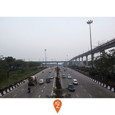 #DhaulaKuan #Flyovers #Delhi  Check out the neighbourhood profile: http://zocalo.in/neighbourhood-profile/delhi/south-campus