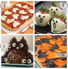 Halloween party food inspirations2