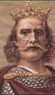 (1)   Harold godwinson  Harold II was the last Anglo-Saxon King of England. Harold reigned from 6 January 1066 until his death at the Battle of Hastings on 14 October, fighting the Norman invaders led by William the Conqueror during the Norman conquest of England. His death marked the end of Anglo-Saxon rule over England.