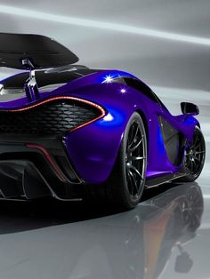 The Phenomenal McLaren P1! #carporn