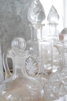 A is for Antique Bottles