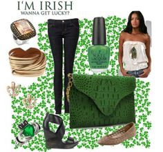 Great for St. Patricks Day!