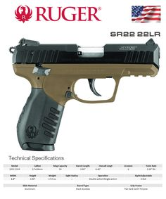 Ruger - SR22 22LR