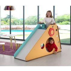 Foto 1 - Escorregador Para Brinquedoteca Indoor - Casatema