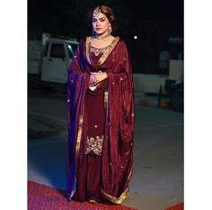 Bridal Suits Punjabi, Punjabi Suits Party Wear, Party Wear Indian Dresses, Designer Party Wear Dresses, Dress Indian Style, Indian Fashion Dresses, Designer Wear, Indian Outfits, Punjabi Suit Boutique