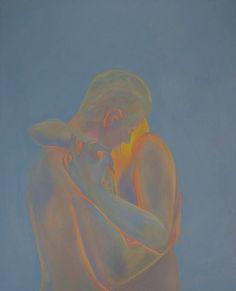 Jen Mann - oil on canvas