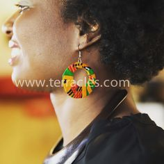 #Earrings still available on the website #kente #terracles www.terracles.com #necklace #nkabom #unity #terracles #sankofa #adinkra #symbols#terracles #sankofa #Love #RT #me #TheAfricaTheMediaNeverShowsYou #Styles #Fashion  #lookbook #Thisisafrica #Instagood  #me #tbt  #cute  #african #Blackbeauty #Stylesand #Queenstatus #royalty #dashiki #spring #summer #everydayafricanfashion