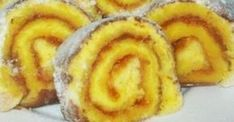 Recept: Vaníliás piskótataekercs, liszt nélkül!