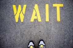 Wait by Lucas Saugen. #fromwhereistand #wait