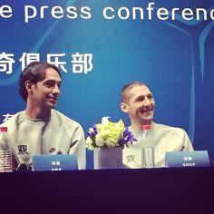 #MarcoMaterazzi Marco Materazzi: World Champion in Beijing !!! #gls #sobe #space23 #nike #nikefc #nikesportswear #nesta #matrix23 #milan #inter @glsfootball @sandro13nesta13 @space23it @glvou18 @nike @nikefootball @nikesportswear #pressconference #china