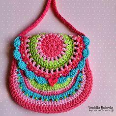 San Francisco crochet bag