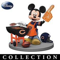 Disney Green Bay Packers Tailgating Fun With Mickey & Friends Figurine Collection Green Bay Packers Fans, Nfl Green Bay, Packers Funny, Packers Baby, Go Packers, Greenbay Packers, Bears Football, Packers Football, Football Season