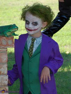 diy joker costume - Google Search