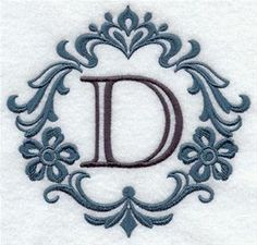 219 Best The Letter D Images Letter D Monogram Alphabet Soup