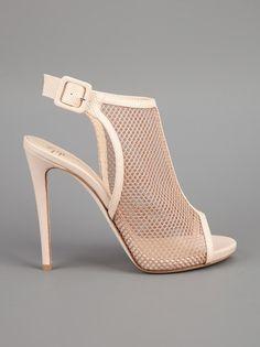 Giuseppe Zanotti mesh panel sandal