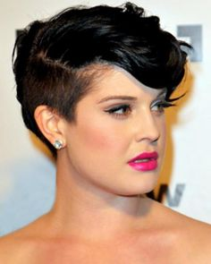 If I had short hair, this would be my hairstyle
