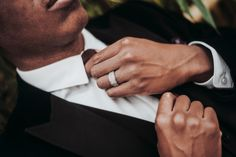 Selection of stone engagement rings is actually a little much more vital than purchasing some sort of rings. In reality, wedding bands easier a lot Wedding Men, Wedding Trends, Wedding Engagement, Rustic Wedding, Engagement Rings, Jeans Wedding, Formal Wedding, Trendy Wedding, Magical Wedding