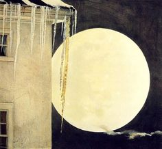 Andrew Wyeth, Moon Madness 000
