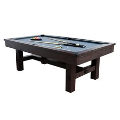 Sears, Sportcraft Lexington Billiard Table w/Table Tennis Top Pool Table Sizes, Quick Weekend Getaways, Usa People, Tennis Tops, Mountain Living, Indoor Games, Craftsman Style, Games For Kids, Craftsman Style Homes
