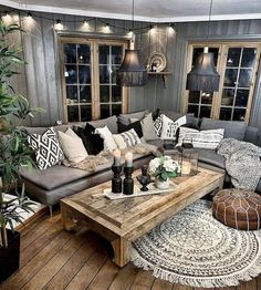 living room decor cozy ~ living room decor _ living room decor ideas _ living room decor apartment _ living room decor on a budget _ living room decor cozy _ living room decor modern _ living room decor farmhouse _ living room decor colors Couch Furniture, Home And Living, Bohemian Living Room Decor, Living Room Decor Modern, Living Decor, Rustic Living Room, Bohemian Living Rooms, Farm House Living Room, Boho Living Room