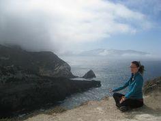 The Complete Yoga Plus Blog- Yoga at Channel Islands National Park - Santa Cruz. www.LauraYoga.webs.com