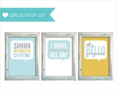 for my craft room... whenever i get a craft room again. :)