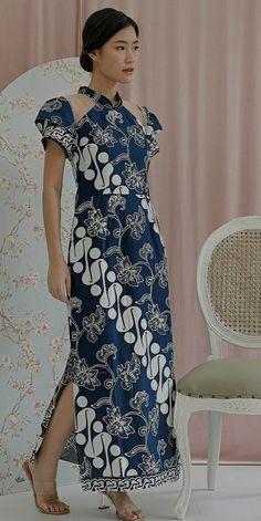 Batik Kebaya, Batik Dress, Batik Fashion, Dan, Fashion Dresses, Spirituality, Bridesmaid, My Style, Casual