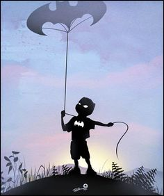 Kids are Superheroes – 12 amazing illustrations by Andy Fairhurst