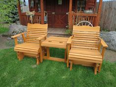 19 Best Amish Outdoor Furniture Gliders Images Furniture
