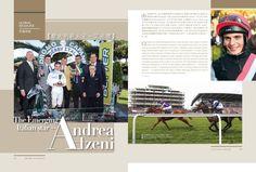 The Emerging Italian Star - Andrea Atzeni Read more http://issuu.com/blacktype/docs/150127_blacktype_issue5/1… #blacktypehk #horseracing #luxury