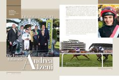 The Emerging Italian Star - Andrea Atzeni Read more http://issuu.com/blacktype/docs/150127_blacktype_issue5/1 … #blacktypehk #horseracing #luxury