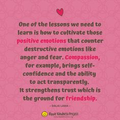 If we can fill our kid's buckets with positive emotions, love, and a feeling of community, they'll have no room for anger, fear, or self-doubt. These qualities are nurtured through our year-long SEL curriculum and individual lesson plans. We'd love to help you counter anti-social and bullying behaviour the positive way.  See our range of classroom resource. #ripplekindness #caring #compassion #charactertraits #charactereducation #emotionalintelligence Positive Education Quotes, Kindness Projects, Character Education, Anti Social, Emotional Intelligence, Teacher Pay Teachers, Buckets, School Projects, Compassion