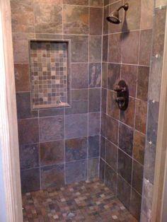 Google Image Result For Http Webuildart Gallery3 Var Slate Bathroommaster Showermaster Bathroomslate Tilestile Showersbathroom Designsbathroom