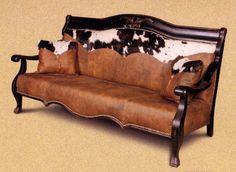 Texan Sofa Country Western Furniture