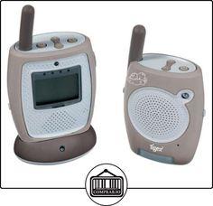 Tigex Baby Alarme Advance Plus DECT babyphone Gris, Color blanco - Vigilabebé (DECT babyphone, 300 m, 300 m, Gris, Color blanco, LCD)  ✿ Vigilabebés - Seguridad ✿ ▬► Ver oferta: http://comprar.io/goto/B007NWIS16