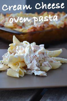 Μακαρονάδα φούρνου με τυρί κρέμα - Craft Cook Love