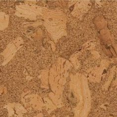 Azores Natural 1/2 in. Thick x 11-3/4 in. Wide x 35-1/2 in. Length Cork Flooring (23.17 sq. ft. / case)