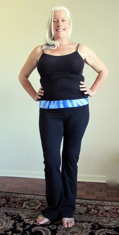 Yoga Styles Fold Over Tie Dye Bootleg Pants Blue Plus Sizes Up to Size Yoga Fashion, Fitness Fashion, Tie And Dye, Tie Dye, Yoga Styles, Online Yoga, Yoga Pants, Bell Bottom Jeans, Curvy