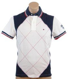 5a0b84e4586e Tommy Hilfiger Mens Classic Fit Argyle Logo Polo « Shirt Add · Preppy Mens  FashionMan FashionCasual ...
