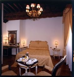 Palazzo Alexander hotel in Lucca, Italy
