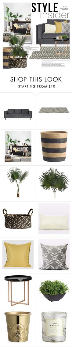 """style insider"" by gentillehome on Polyvore featuring interior, interiors, interior design, home, home decor, interior decorating, Gus* Modern, Pappelina, Post-It and John-Richard"