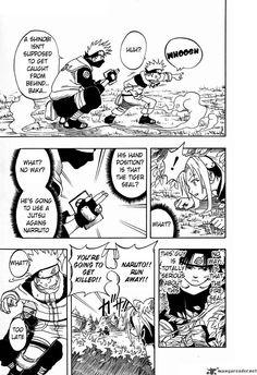 Naruto Ch.5 Page 7 - Mangago