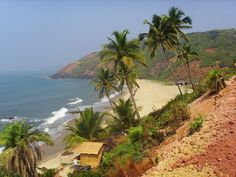 Goa is the major attraction for the travelers hence here is Trends Top Five giving you information about the top five places to visit in Goa. Plan your holiday in Goa before this Summer ends.Go Goa! Goa India, South India, Goa Travel, Travel And Leisure, Taiwan Travel, Tourist Places, Vacation Places, Vacation Destinations, Miramar Beach