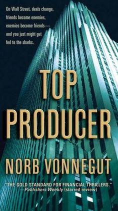 Top Producer - Norb Vonnegut; NookBook Wish List!