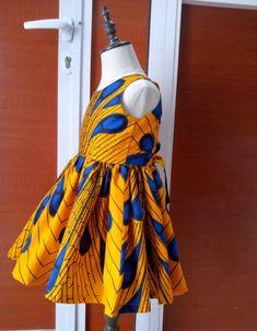 🌻Dresses 🌻Head Wraps 🌻Fabrics by AuthentiqueDesigns African Print Dresses, African Fashion Dresses, African Prints, Ankara Dress, Baby Prints, 6 Years, Baby Dress, Girls Dresses, Etsy Coupon