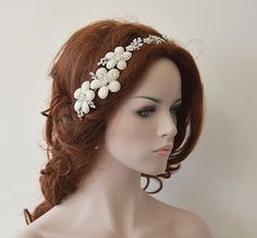 Hey, I found this really awesome Etsy listing at https://www.etsy.com/listing/218921607/wedding-hair-accessory-bridal-headbands